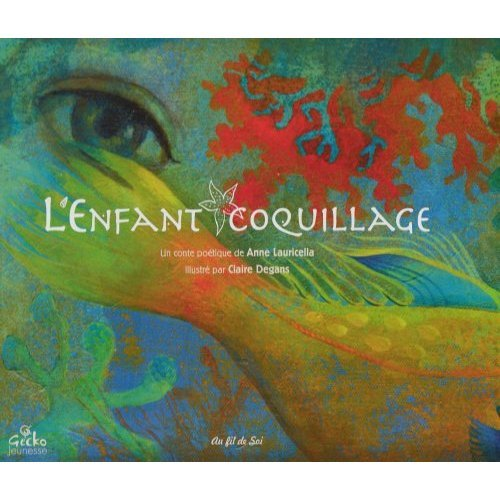 L'enfant coquillage – Editions Gecko
